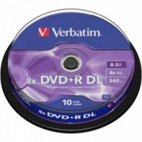 Verbatim double layer DVD+R 8.5GB